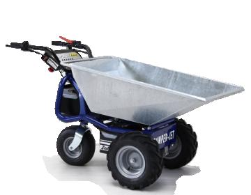 0,5 ton Elektrische kruiwagen (Dumper-Jet)